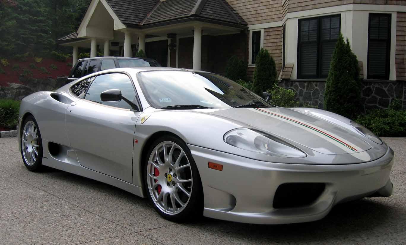 04 Ferrari 360 Challenge