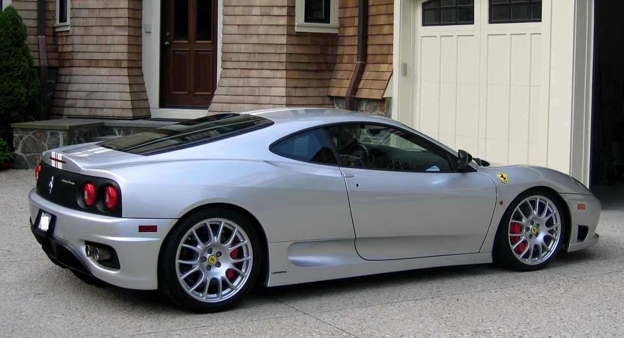 04 Ferrari 360 Challenge Stradale